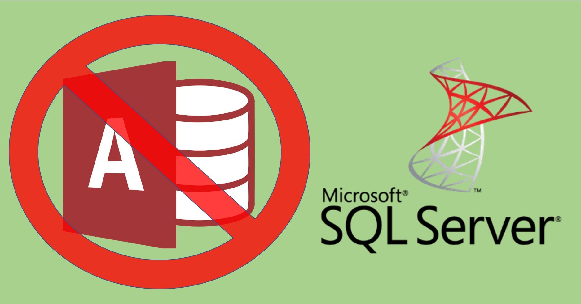 using sql server for your microsoft access projects